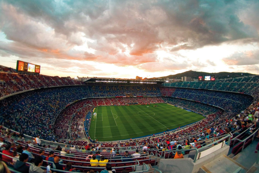 agencies-CAMP NOU